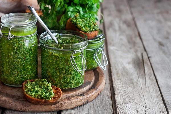 petrushka na zimu luchshie sposoby i recepty zagotovok zeleni i kornevishh