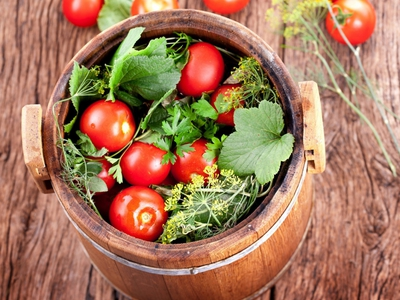 zasolka pomidor v bochke babushkiny sekrety